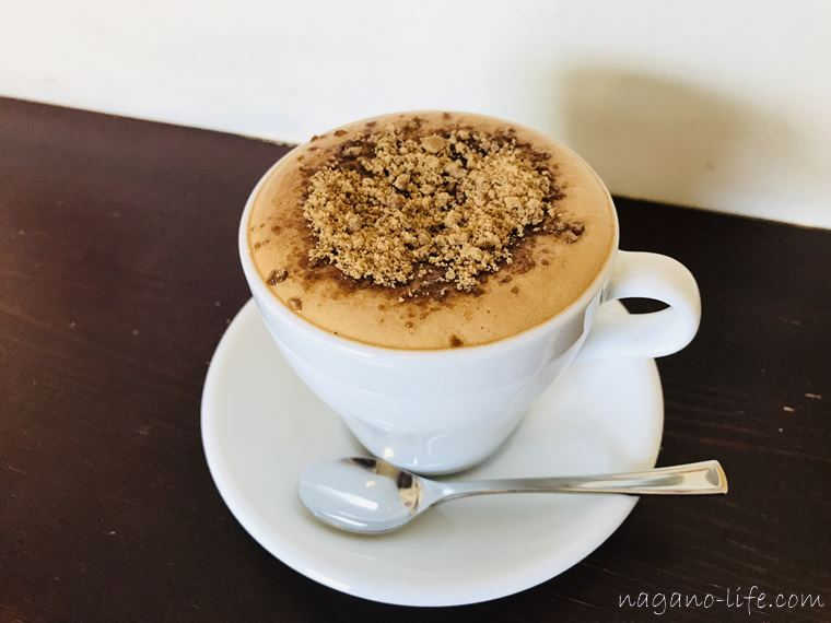 コーヒーとサンドイッチおかもと 伊那市