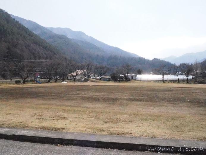 辰野町 川島地区