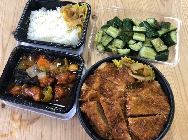 辰野 テイクアウト みさき食堂