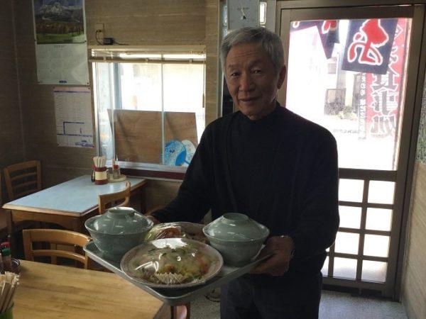 辰野 テイクアウト 神田食堂
