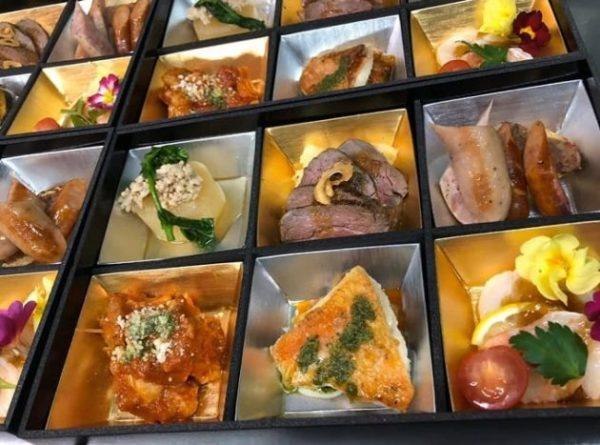 駒ヶ根市 テイクアウト 中沢食堂