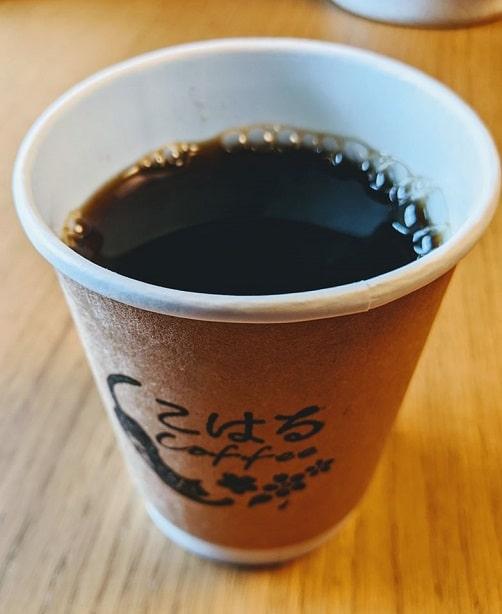 伊那市 テイクアウト こはるcoffee