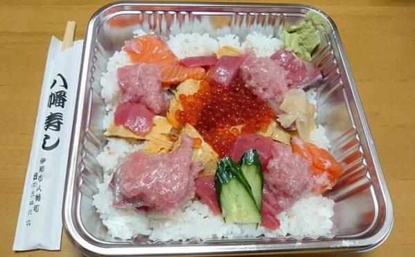 伊那市 テイクアウト 八幡寿司