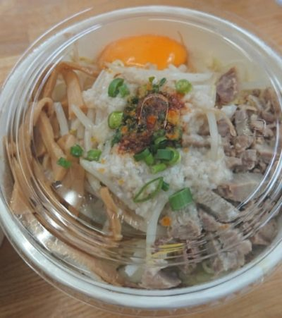 伊那市 テイクアウト 麺GAKU