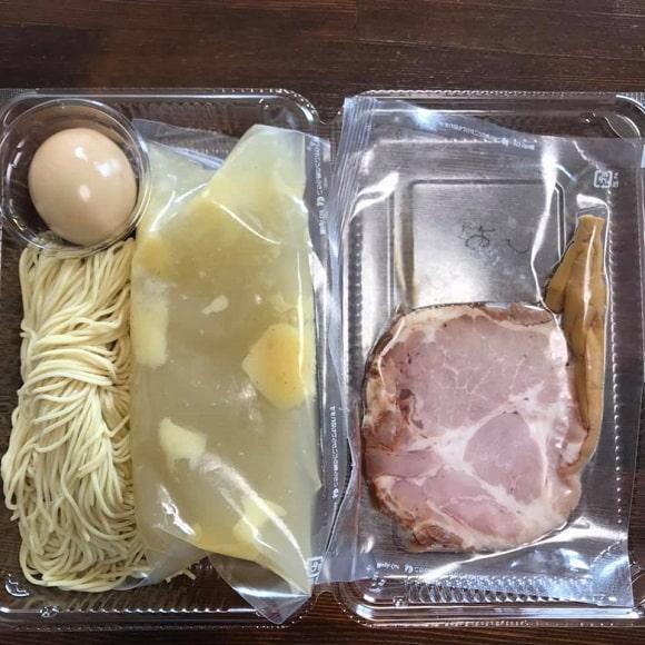 南箕輪村 テイクアウト ラーメン蒼空