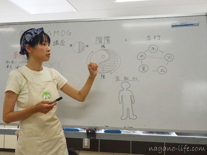 食育MOGMOG 宮田村 食の知恵講座