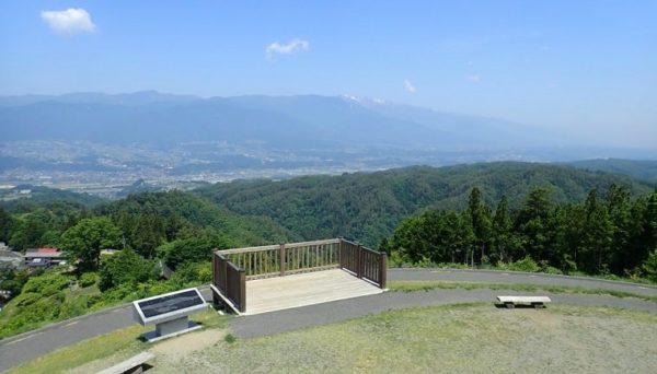 豊丘村 てっぺん公園