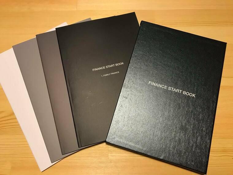 ABCash FINANCE START BOOK