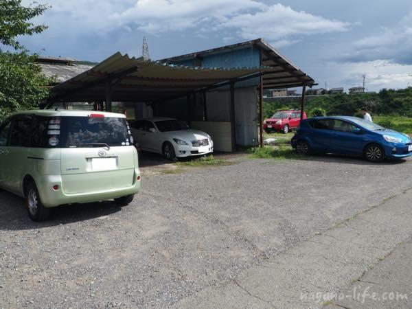 駐車場 ガレージ